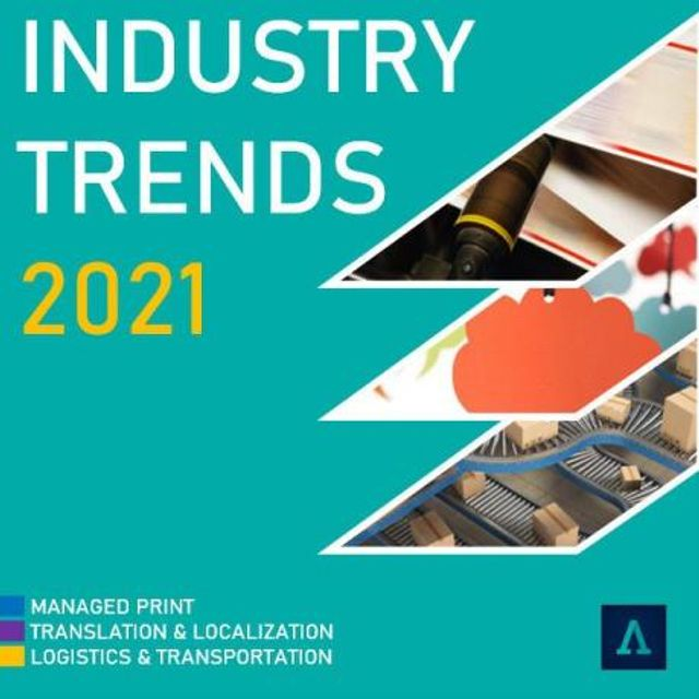 INDUSTRY TRENDS 2021 featured image