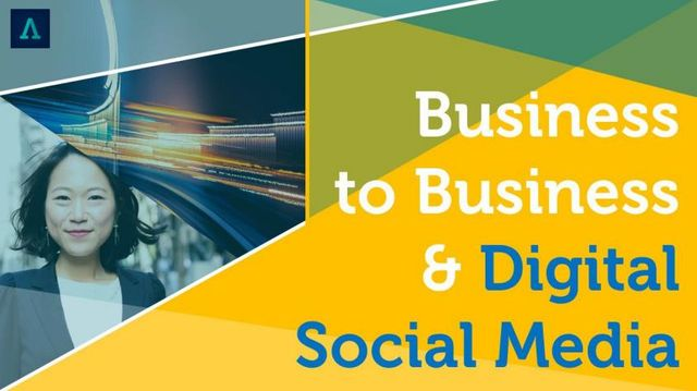 Business to Business & Digital Social Media featured image