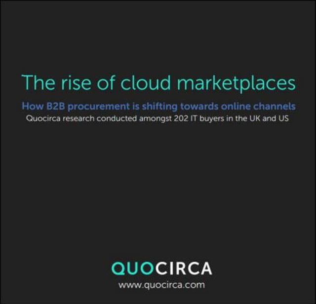The rise of CLOUD marketplaces. featured image