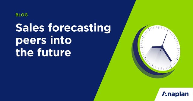 Sales forecasting fundamentals: how to stay ahead featured image