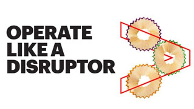 Operate Like a Disrupter featured image