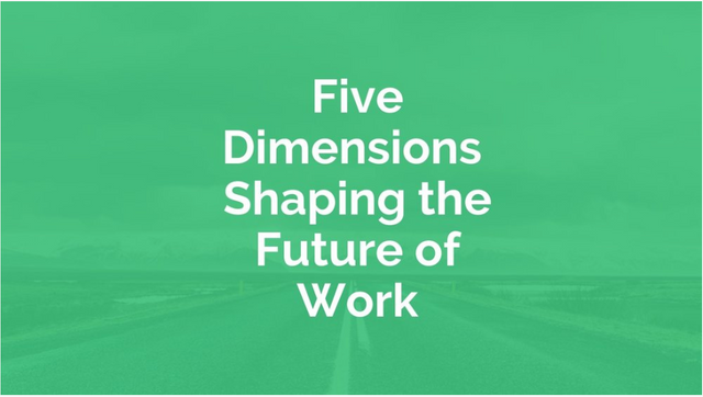 Five Dimensions Shaping the Future of Work featured image