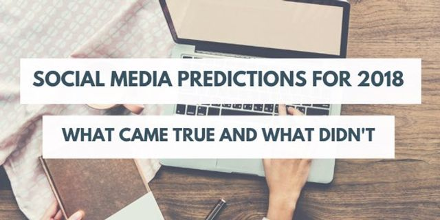 Social Media Predictions And Other SuperPower Stuff. featured image