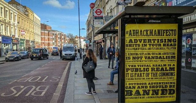 """Why OutDoor Advertising is the next target for """"Subvertisers."""" featured image"""