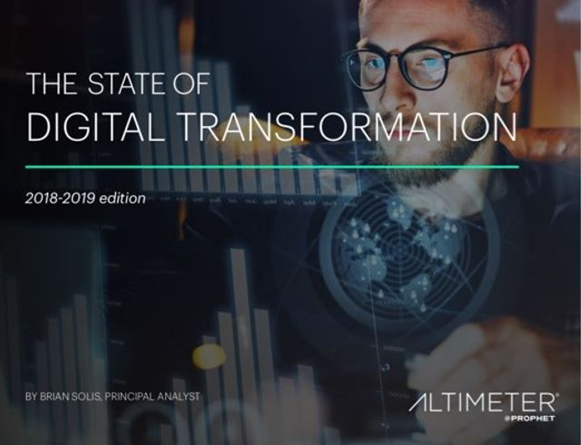 Why 'Social Selling' for Employees is key to Digital Transformation. featured image