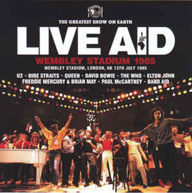 Just Like 'Live Aid' Will Covid-19 Really Change Anything? featured image