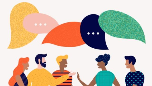 People talking with People featured image