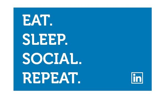 EAT. SLEEP. SOCIAL. REPEAT. featured image