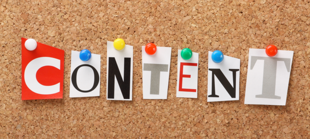 Are you CONTENT with what you post? featured image