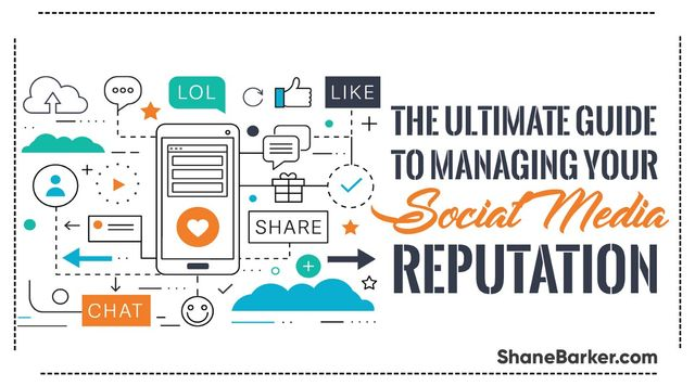 Your 'Social Reputation' is screwed, because you don't manage it. featured image