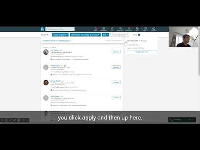 Creating Search Alerts on LinkedIn featured image