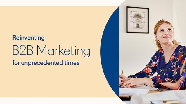 Covid19 - Reinventing B2B Marketing for Unprecedented Times featured image