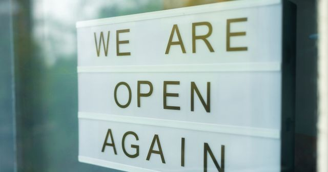 Six 'New Normal' Marketing Tips for Reopening Businesses featured image