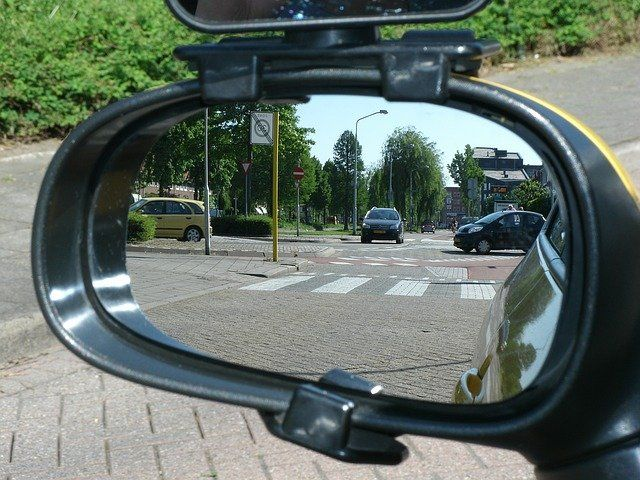 What Was is No More! - Rear View Mirrors are for Looking at Where you Have Been, Not Where Your Going. featured image