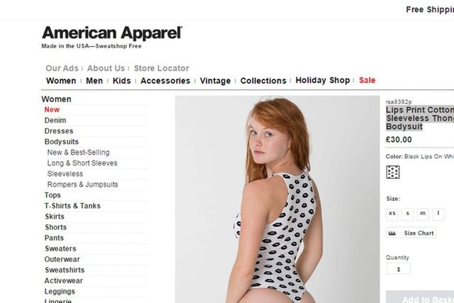 A welcome nail in the coffin of American Apparel featured image