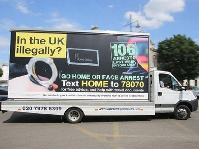 Windrush scandal is a reminder of  the need to control political ads featured image