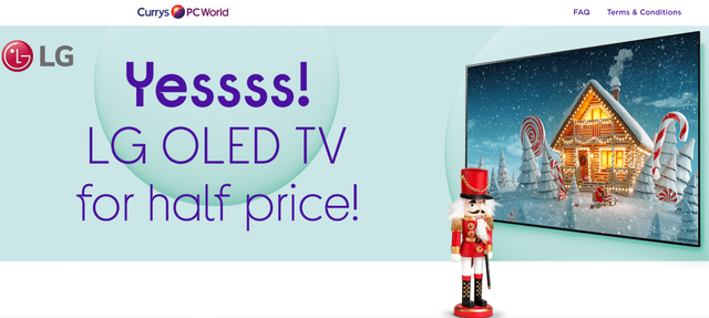 Currys in a pickle after ASA cracks down on 'win your money back' promotion featured image