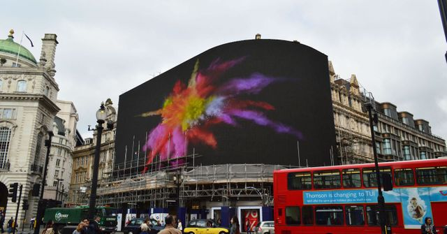 Looks like Piccadilly Circus will be looking right back at you! featured image