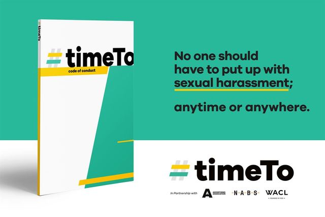Calling 'time' on sexual harassment in the UK ad industry featured image