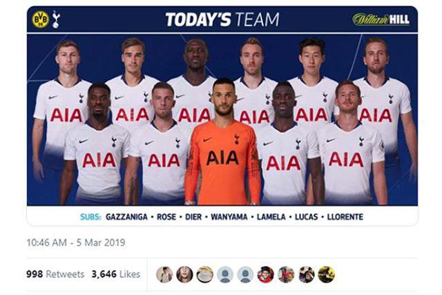 Did Tottenham spur underage gambling? featured image