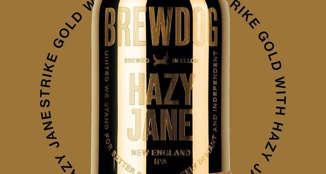 BrewDog had some brass to claim its promotional cans were solid gold featured image