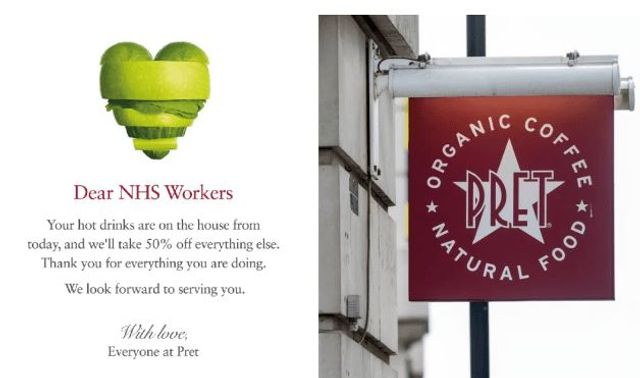 Pret brews up a winning price promotion featured image