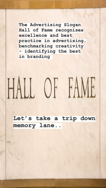 AdSlogans Hall of Fame featured image