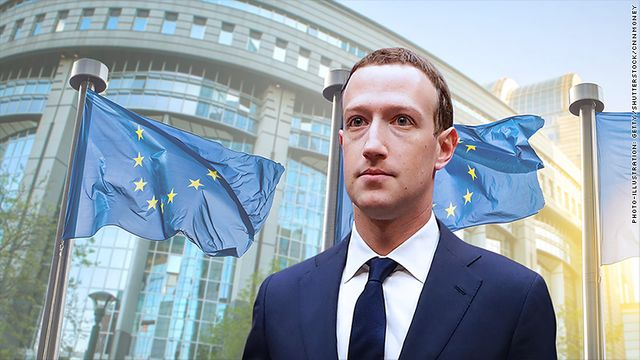 Facebook CEO likely to face tough questions on privacy by the European Parliament featured image