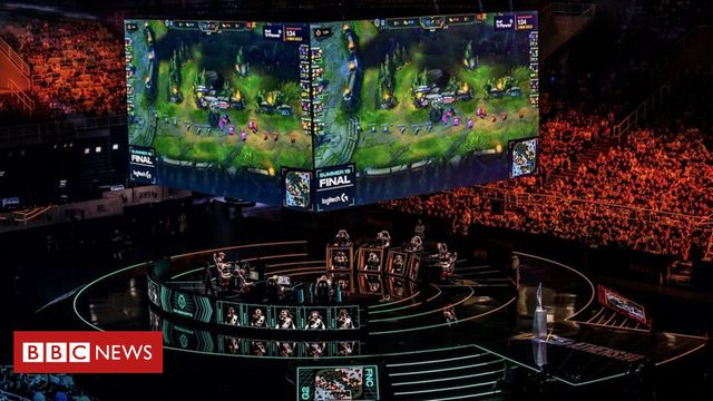 The growth of Esports - a cyber perspective featured image