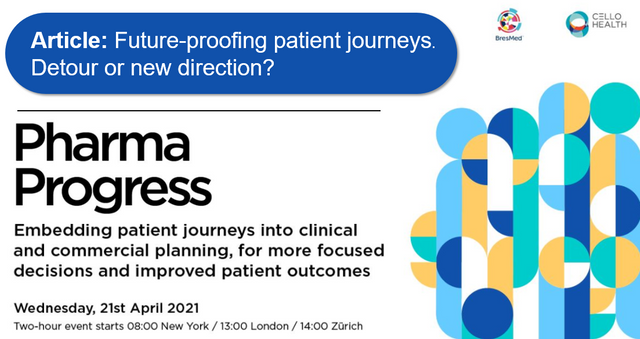 Future-proofing patient journeys: Detour or new direction? featured image