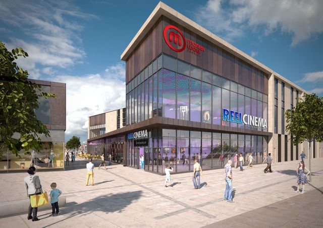 Pick Everard Leads on Taking Redevelopment Project Forward featured image