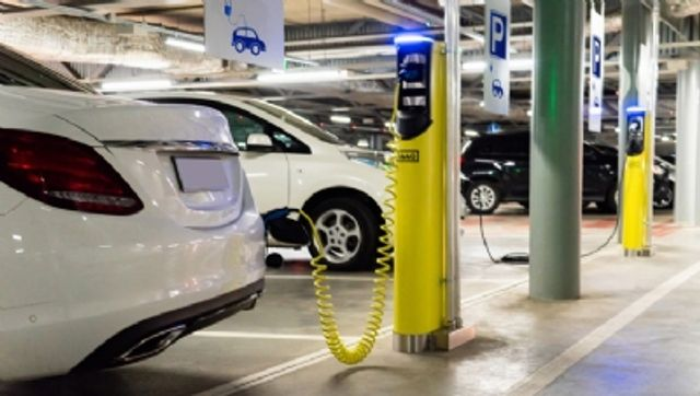 Electric vehicle charging points grow in availability featured image