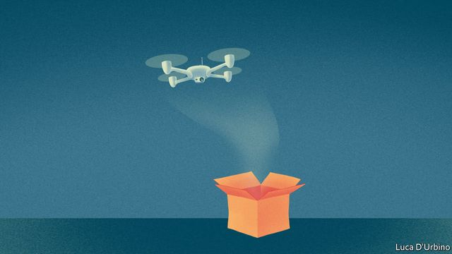 Drone in a box featured image