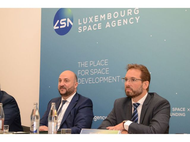 Luxembourg launches their new Space Agency featured image