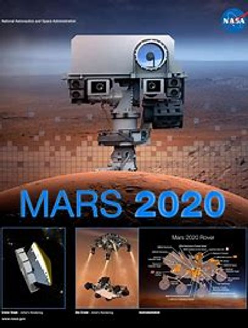 US Returning to Mars with Commercial and International Partners featured image