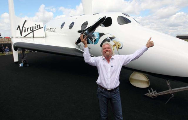 Action packed July with Seraphim IPO; Branson and Bezos scheduled to rocket into space. featured image
