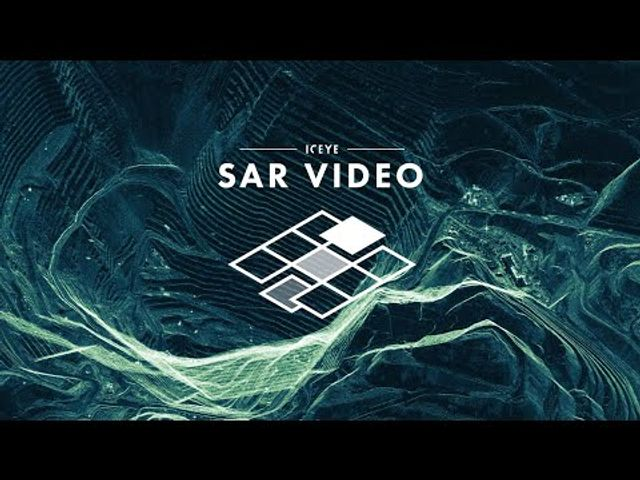 ICEYE unveils SAR Video featured image