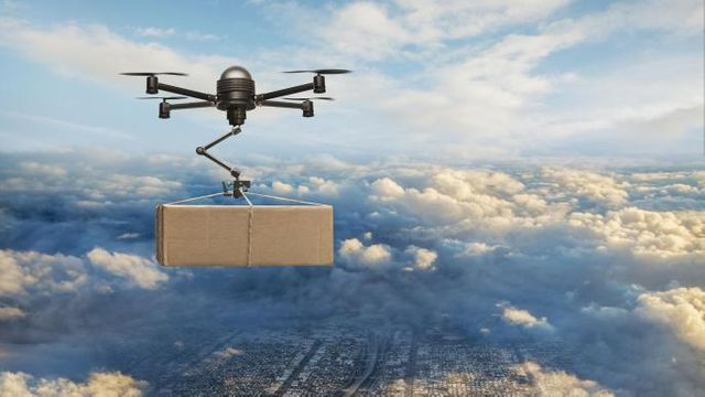 Sky 'corridor' to enable mass drone deliveries featured image