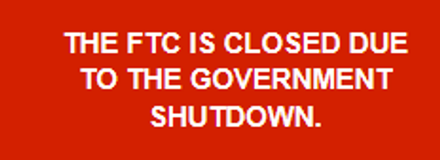 FTC Provides Shutdown Update featured image