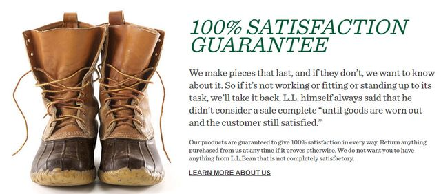 """What's a """"Satisfaction Guarantee""""? featured image"""