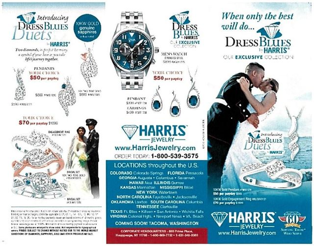 New York Attorney General Brings Action Against Harris Jewelry featured image