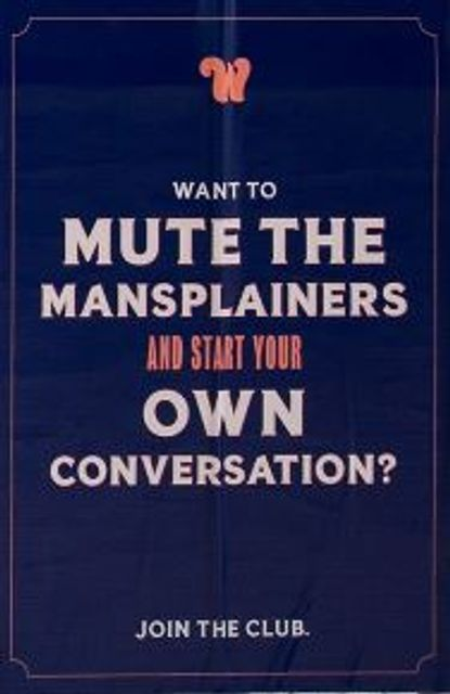 """Don't Try to """"Mute the Mansplainers"""" in Advertising on Boston's Transit System featured image"""