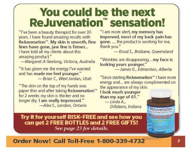 Marketers of ReJuvenation Pills Agree to Pay $660K to Settle FTC Charges featured image
