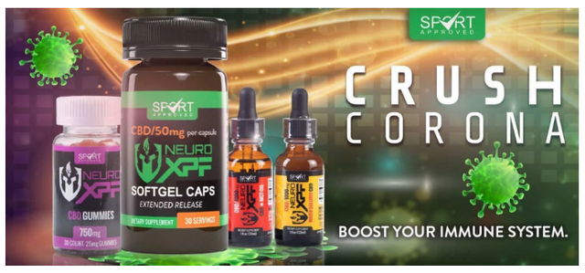 FDA & FTC Issue Warning Over Promoting CBD as a Coronavirus Treatment featured image