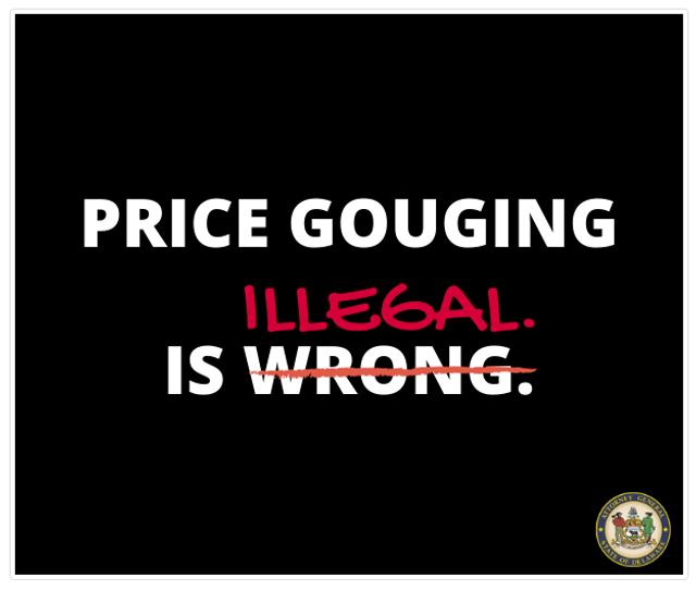 With Increasing Enforcement, Retailers Should Ensure Compliance With State and Local Price Gouging Rules featured image