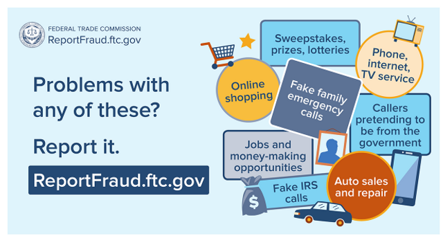 FTC Launches New Fraud Reporting Platform for Consumers featured image
