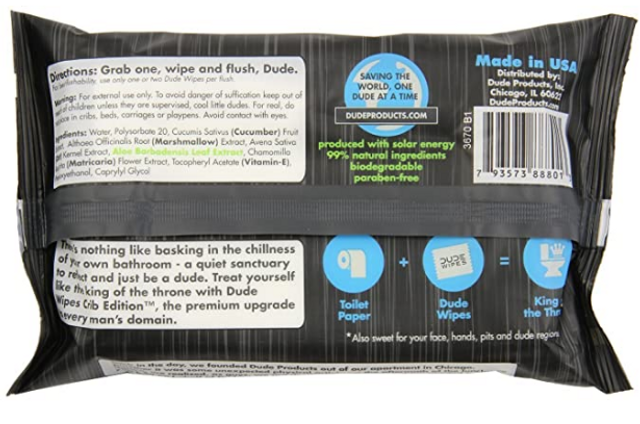 """FTC's November """"Made in USA"""" Enforcement:  Butt Wipes and Countertops featured image"""