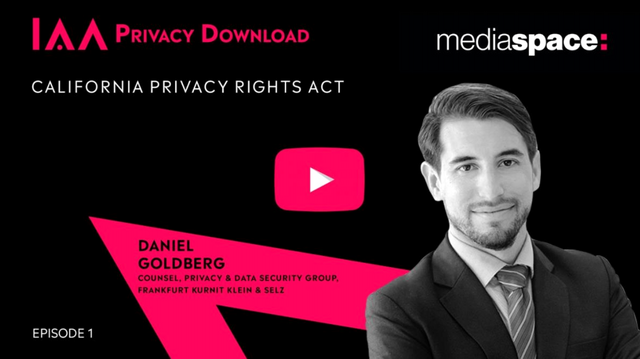 IAA Launches Video Series on Privacy Law Developments featured image