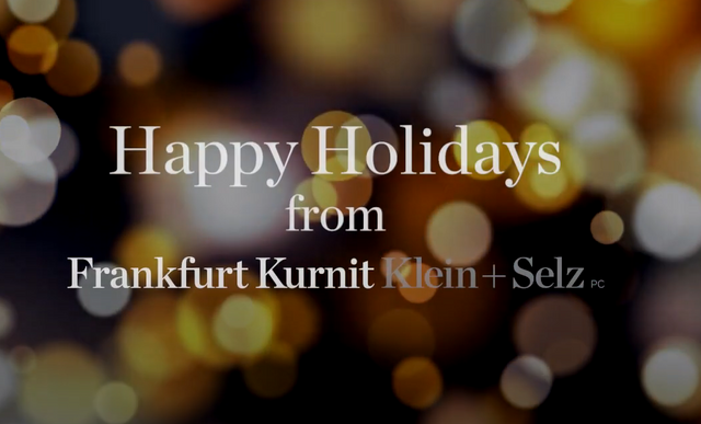 Some Tips for 2021 From the Frankfurt Kurnit Advertising Group featured image