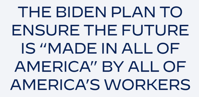 """What to Expect With """"Made in USA"""" Enforcement Under the Biden Administration (Updated) featured image"""